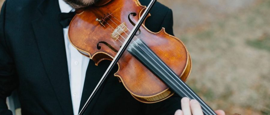 charleston wedding violinist