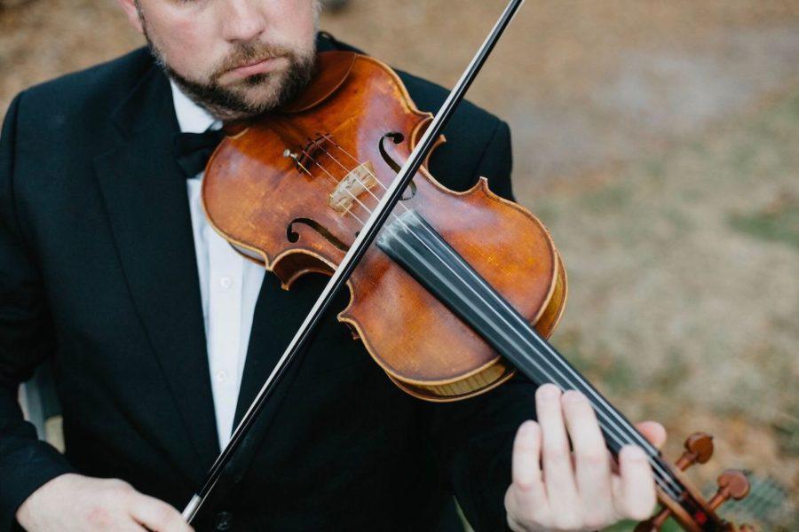 charleston wedding violinist