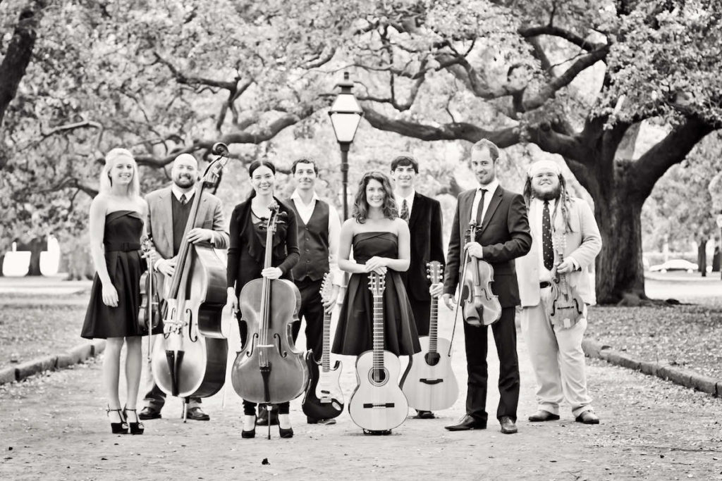 charleston wedding musicians