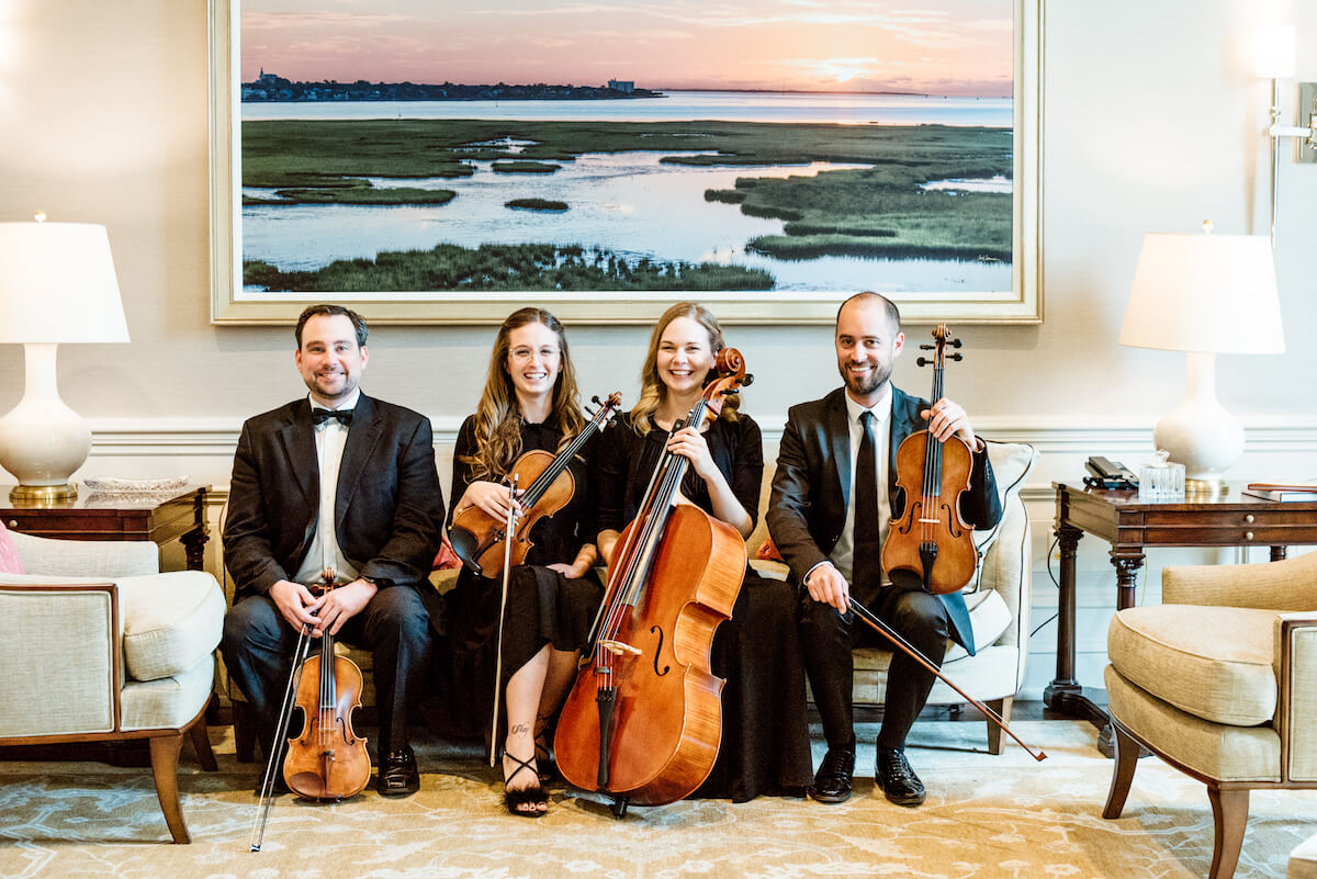 Charleston & Savannah  String Quartet Charleston Virtuosi