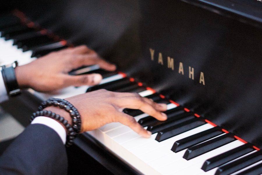 Charlestom wedding pianist