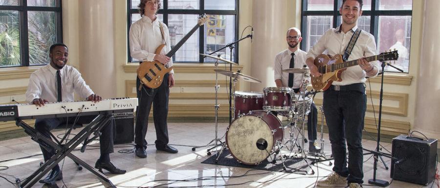 the best wedding band in charleston