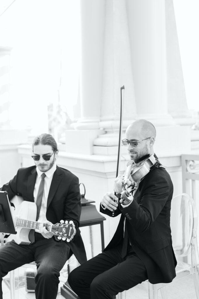 Charleston Virtuosi Wedding Violin & Guitar Duo