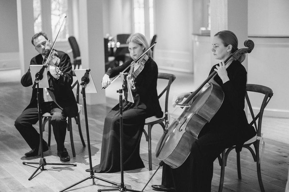wedding string trio