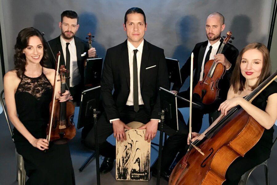 charleston wedding musicians
