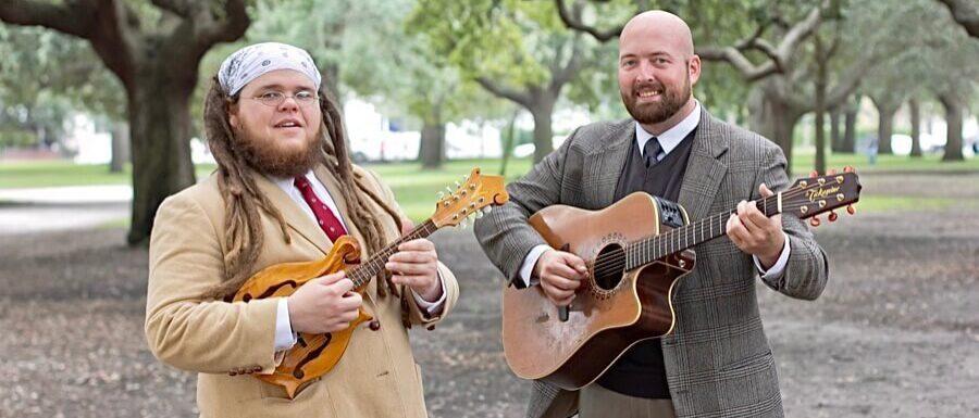 Bluegrass Band - Charleston Virtuosi