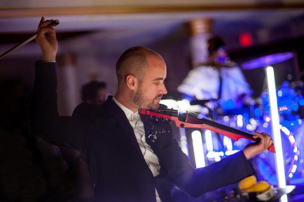 Savannah & Charleston Electric Violinist Peter Kiral